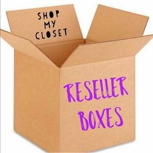 Mystery Reseller boxes to make you money!